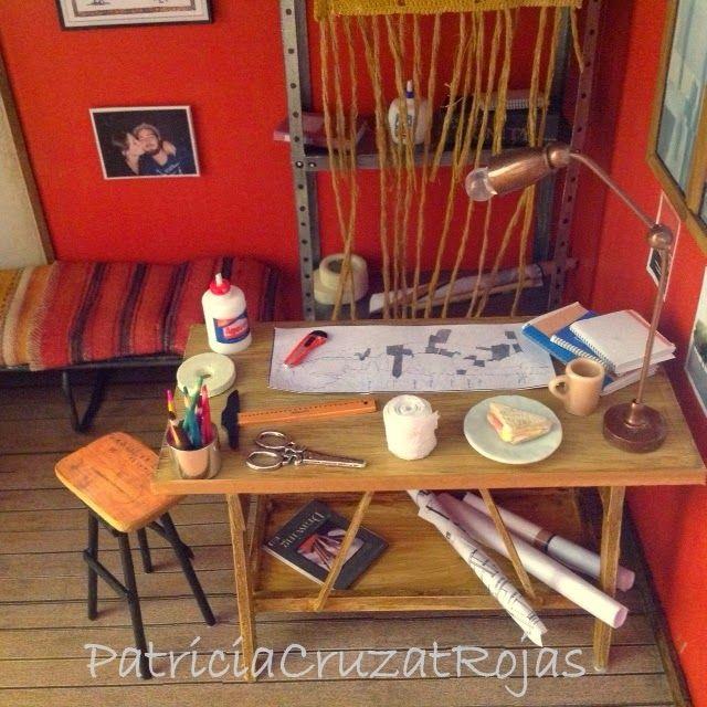 Patricia Cruzat Artesania y Color: Arquitectura