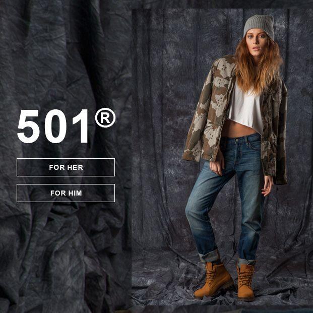 #jeansshop #jeans #denim #newproduct #501 #levis #leviscollection #levisstrauss #autumnwinter14 #fallwinter14
