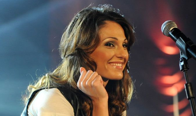 Radio Italia - Multimedia - Anna Tatangelo a RadioItaliaLive 2011