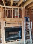 Superior 42 Wct Builder Series Circulating Wood Burning Fireplace
