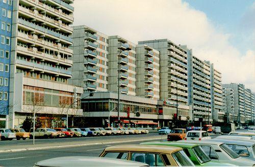 East Berlin February 1989