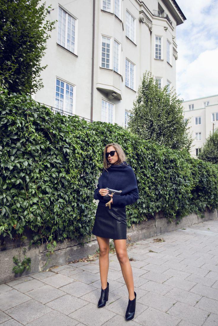いつまでも若々しくカッコいい女性でいたい!素敵な40代の着こなし術♡アラフォー 台形スカートコーデを集めました!
