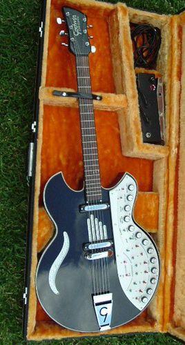 Godwin organ guitar
