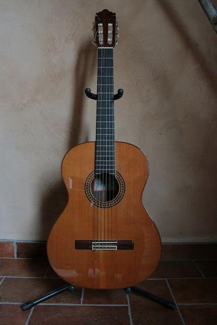 Chitarre di Parma: Chitarra da concerto Ramirez (1982)