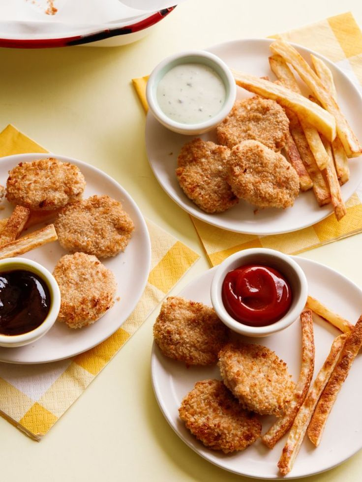 How often do you pull a box of frozen chicken nuggets from the freezer for lunch or dinner? Once a week? Twice? If your kid really loves them, I'd wager it might be even more than that. I get it. Chicken nuggets are convenient and kids will eat them. But what ingredients make up your favorite brand? Are they made from things you want your little ones eating?     These are unbelievably easy chicken nuggets are to make, absolutely delicious and made from ingredients you can pronounce. The...