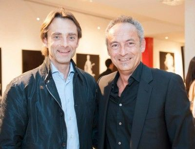 Luca Bellandi - Inauguration Party- 9 May,2013