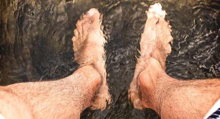 Best 25 Ionic Foot Detox Ideas On Pinterest