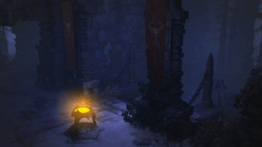 Blizzard Concept Art