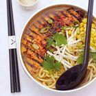 Een heerlijk recept: Noedelsoep met ramennoedels en kip