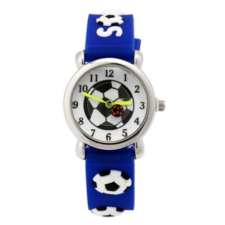 $4.42 (Buy here: https://alitems.com/g/1e8d114494ebda23ff8b16525dc3e8/?i=5&ulp=https%3A%2F%2Fwww.aliexpress.com%2Fitem%2FChildren-silicone-watch-Brand-Quartz-Wrist-Watch-Baby-For-Girls-Boys-Waterproof-Kid-Watches-Football-Fashion%2F32786352516.html ) 1pc Brand Children silicone clock Quartz Wrist Watch Baby For Girls Boys Waterproof Kid Watches Football Fashion Casual Reloj H4 for just $4.42
