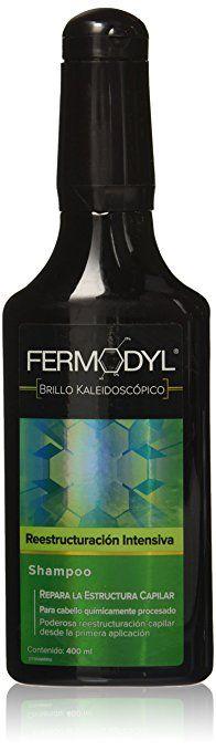 Fermodyl Reestructuracion Intensiva (6 ampolletas) y Shampoo Review