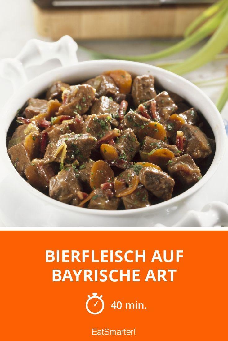 Bierfleisch auf bayrische Art - smarter - Zeit: 40 Min. | eatsmarter.de