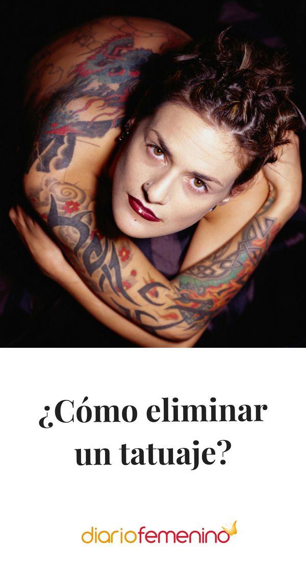 Como Eliminar Un Tatuaje Borrar Tatuajes Eliminar Tatuajes Y