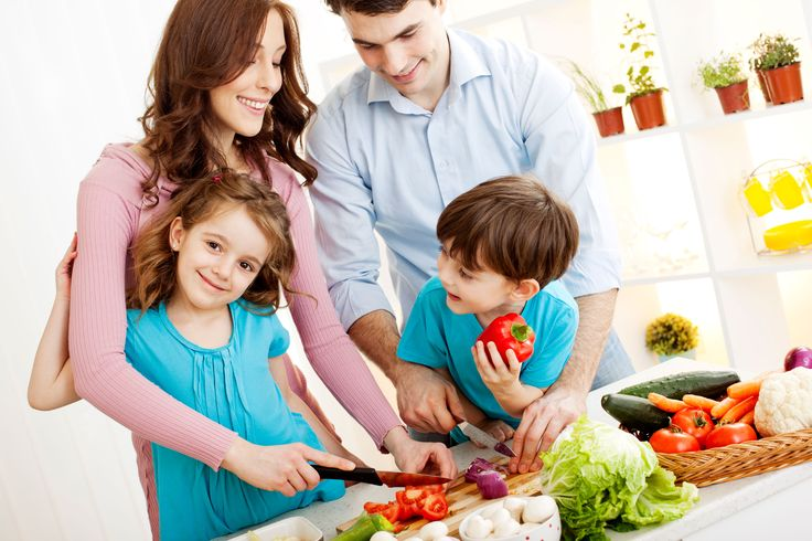 Almuerzos saludables para niños escolares