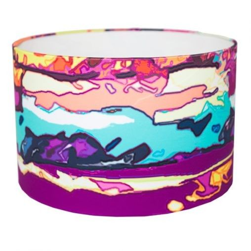 Seascape Lamp Shade