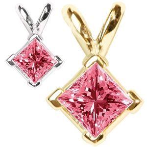 Diamant Anhänger Solitär 0.25 Karat Pink/SI2 aus 585er Gold. Diesen Diamantanhänger bei www.juwelierhausabt.de inklusive Zertifikat und Schmucketui versandkostenfrei für nur 699.00 Euro bestellen.