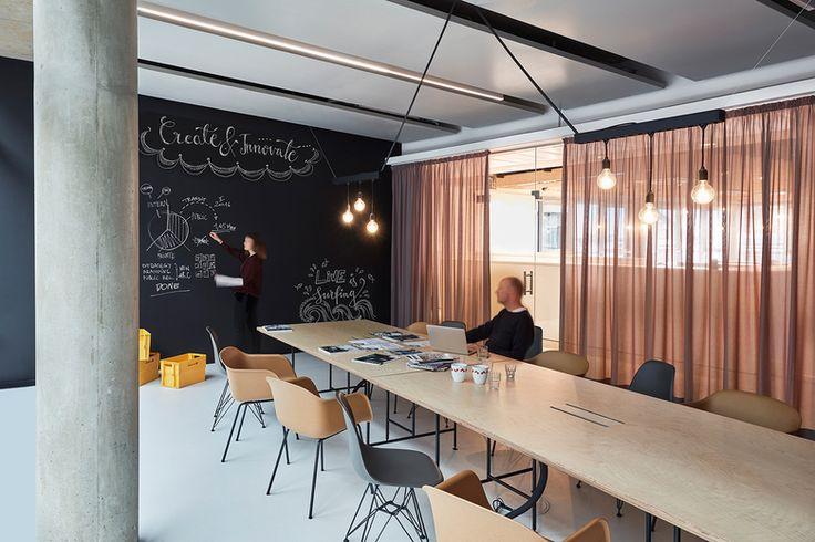 omnicom media group germany de winder architekten moderne raumausstattung innen b ro