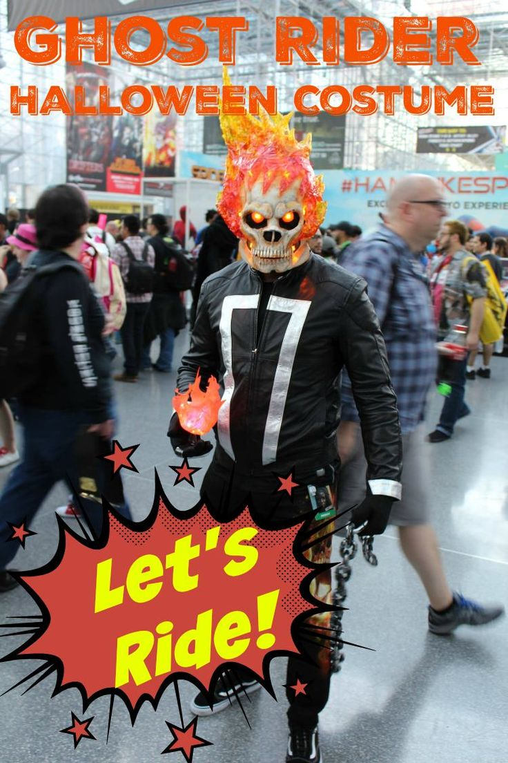 Ghost Rider Halloween costumes are always hot (pardon the pun) among comic book readers of all ages. Ready to see some Ghost Rider Halloween costume ideas?