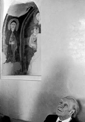 Ignoria: Jorge Luis Borges: La inmortalidad (Foto de Ferdinando Scianna. Palermo, Sicilia, 1984)