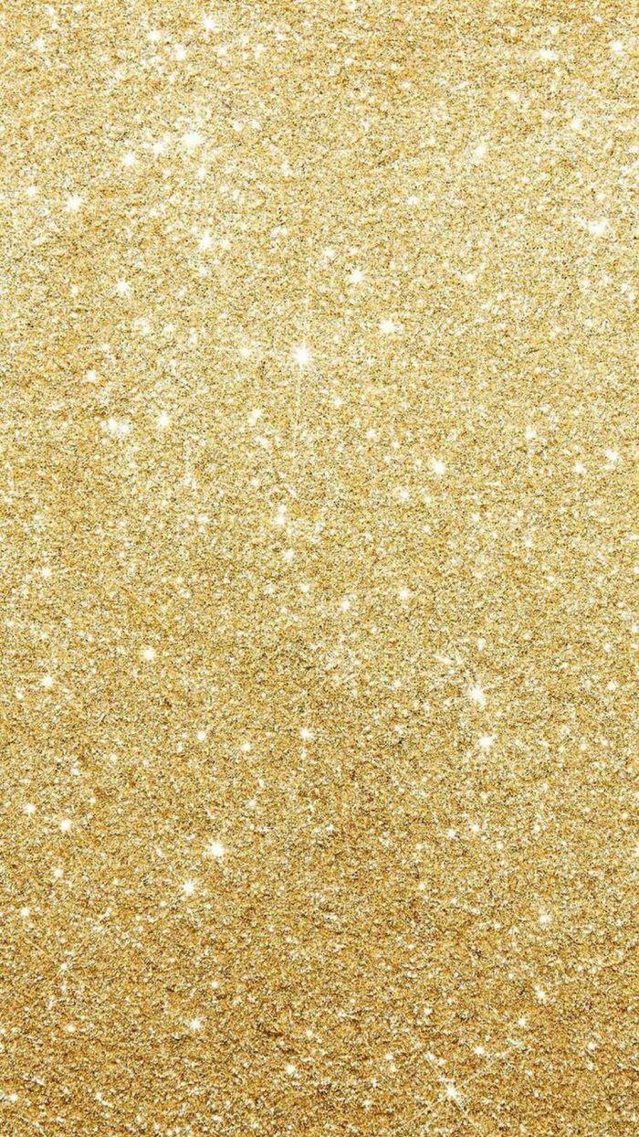Latest Wallpaper iPhone Gold Glitter 6