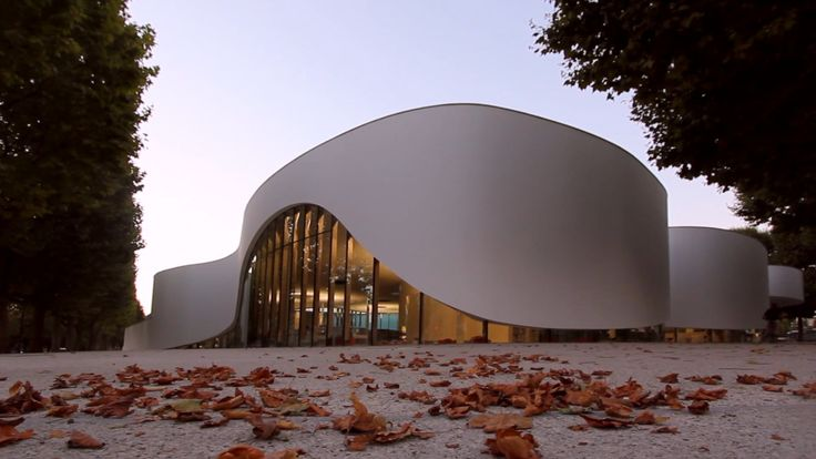 One beautiful library: Short Film / 'PZZL' Cultural space [Third-Place] in Thionville, France