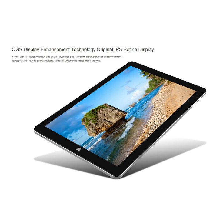 CHUWI Hi10 Pro Tablet PC Dual Boot Cherry Trail Z8350 Sales Online grey us - Tomtop.com