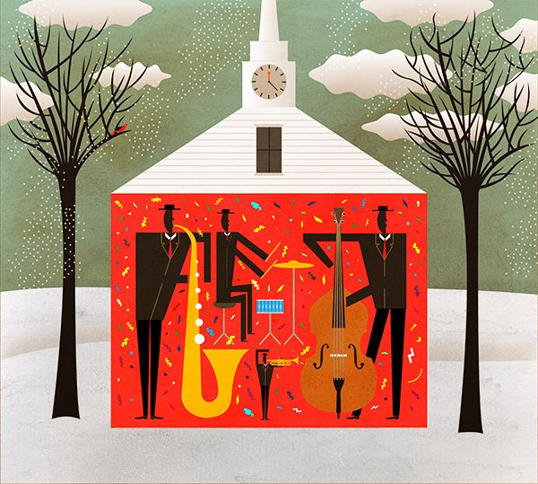 Jazz Church by Maxwell Holyoke-Hirsch