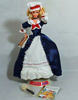 Colonial 1994 American Stories Barbie Special Edition Mint NO BOX - 12578