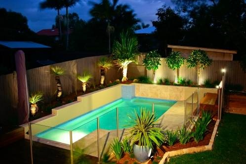 1000 images about backyard garden ideas on pinterest for Pool design gold coast