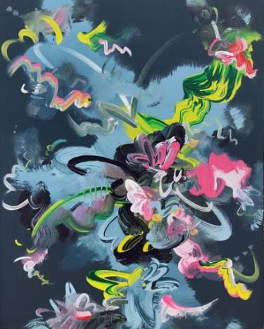 "Saatchi Art Artist James Tebbutt; Painting, ""How We Do"" #art"