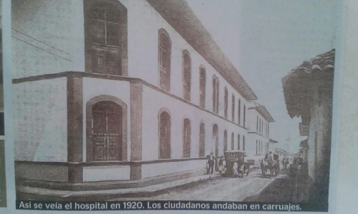 Hospital San Juan de Dios - 1920