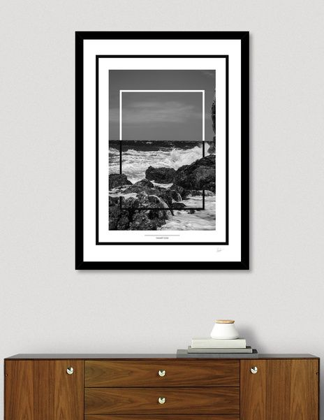 Discover «Photo Frames_5», Limited Edition Fine Art Print by Siemos Yiannis - From $29 - Curioos