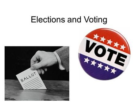 Elections and Voting. Election Day USA Federal elections are held on the first Tuesday in November of every even numbered year Every federal election.>