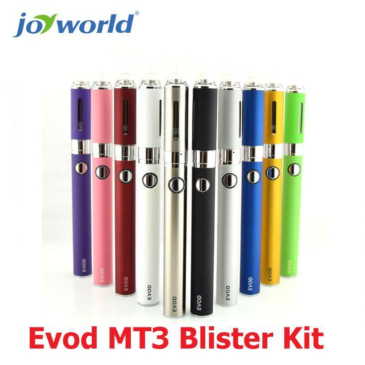 >> Click to Buy << E cigarette vaporizer ego-t electronic cigarette ego Evod MT3 Blister Kit ego dual coil cartomizer evod vape pen evod mt3  (MM) #Affiliate