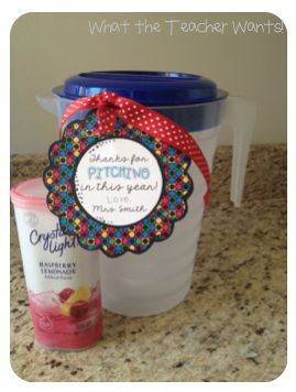 Parent and Student End of Year Gifts - Blog Hoppin
