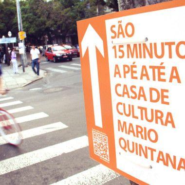 Publicitários de Porto Alegre criam soluções para problemas da cidade de uma maneira lúdica junto com a populaçã