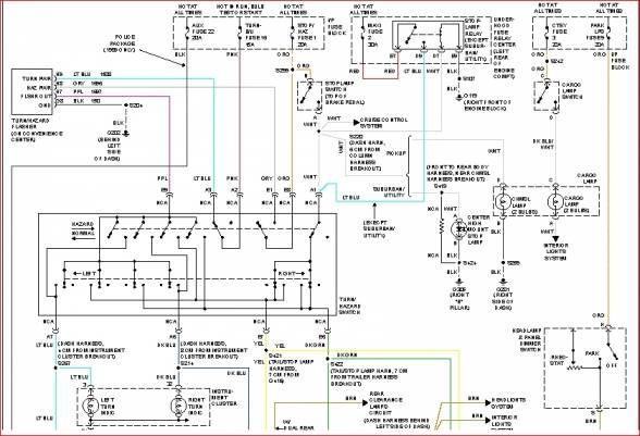[DIAGRAM] 1994 Chevrolet Silverado 2500 Wiring Diagram