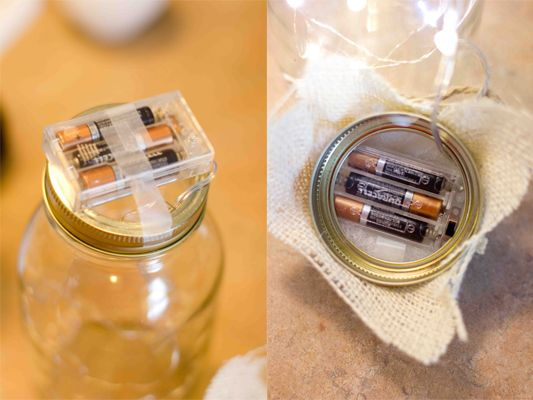how to make a fairy light jar that is reusable (and actually works unlike that photoshopped one that has been going around pinterest)