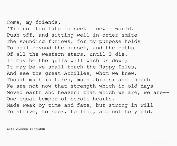 tennyson's ulysses the representative of victorian Tennyson represents his age, not in fragment, but completely he expresses his poetry, even when he is most subjective and persona, the very spirit of the victorian era.