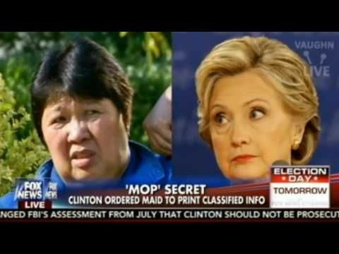 News Alert :Hillary Clinton Latest News Today 11/7/16 FBI clears Hillary Clinton email investigation - YouTube