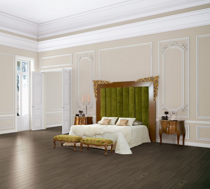 Venezia brown and green bedroom  Jetclass | Real Furniture Luxury Interior Design