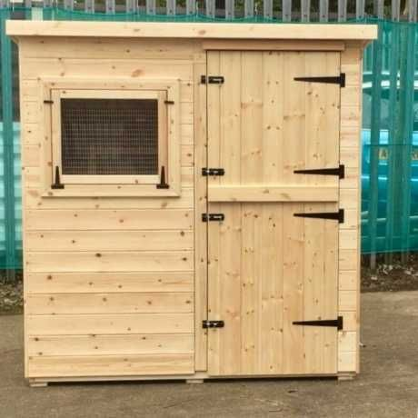 """Budget"" Bunny Bothy 