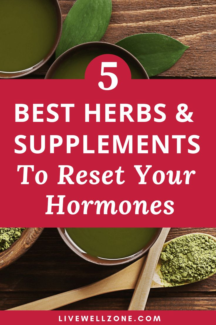 3 Supplements For Female Hormonal Imbalance (you probably