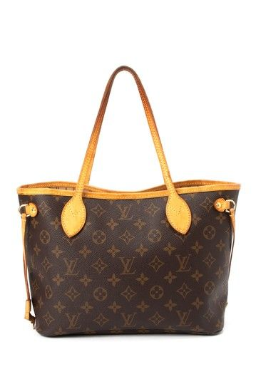 Vintage Louis Vuitton Leather