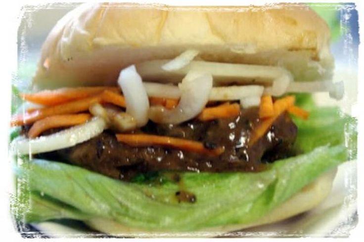 Resepi Sos Burger Sedap and Mudah | Chef wan, Laksa, Food