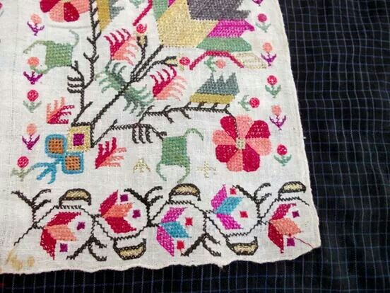 C☆ Turkish counted stitch