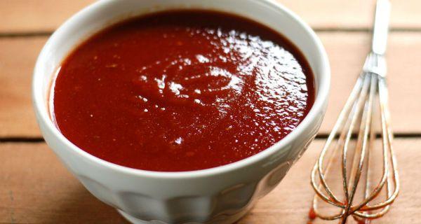 Домашний соус для барбекю
