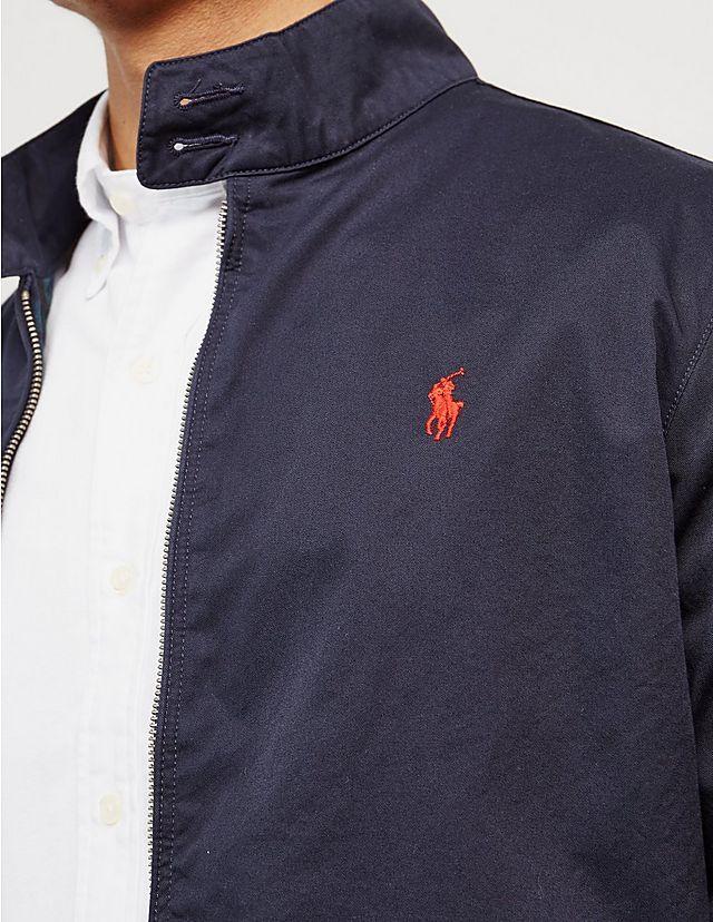 5dff29a74 Polo Ralph Lauren Barracuda Jacket