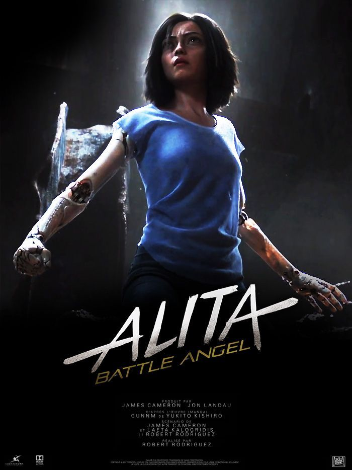 Alita Battle Angel 2018 Full Movie Hd1080P Download -2781