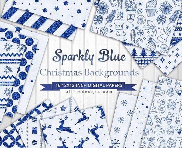 free printable christmas backgrounds